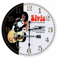 Orologio da parete The king of Rock  D.60 cm